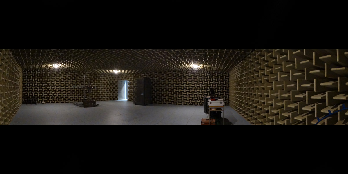 Anechoic chambers